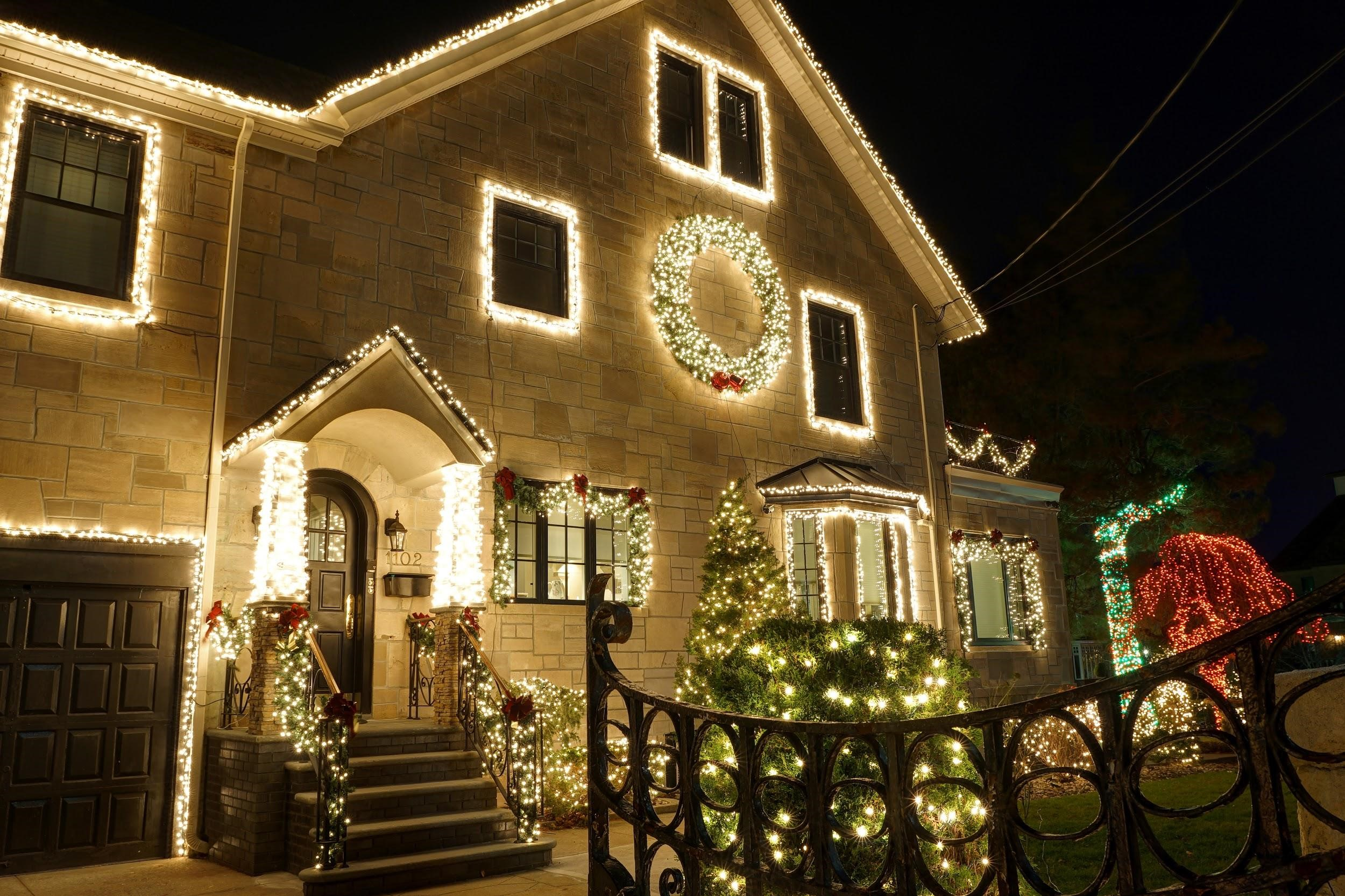7 Safety Tips When Installing Fairy Lights Outside